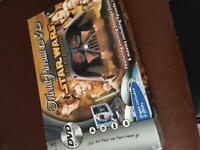 Star Wars saga edition trivial pursuit dvd