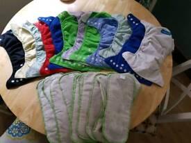 Smartipants reusable nappies