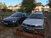 BMW 2 cars for price of 1!!!