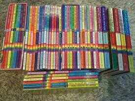 48 x rainbow magic fairy books excellent condition great collection bargain