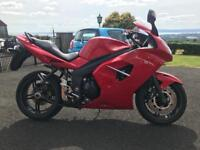 2011 Triumph Sprint ST 1050 / only 2800 Miles / Part Exchange for car or bike etc