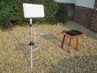 Satellite SelfSat Flat panel System ( camping )
