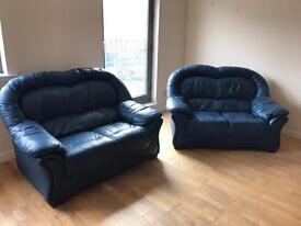 Classic leather sofa for sale