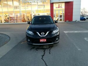 2015 Nissan Rogue SL AWD, 1 OWNER LOCAL TRADE