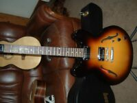 Gibson Memphis ES339 Studio semi acoustic guitar