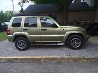 2003 Jeep Liberty renagade