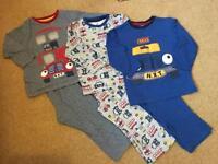 Boys Next pyjamas - age 3-4