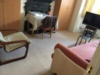 TWO BEDROOM FURNISHED FLAT ON 1ST FLOOR NEAR HARROW ON THE HILL STATION