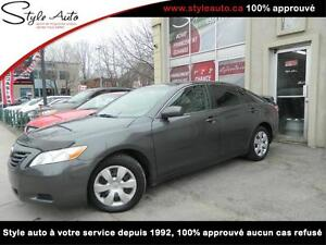 2007 Toyota CAMRY LE TOUT EQUIPE AC CRUISE