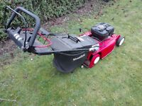 Self propelled mower M5 Mountfield - For repair or parts