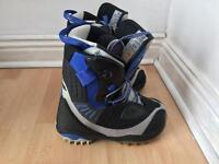 Salomon Snowboard Boots 6