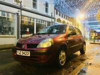 Renault Clio 2003 1.2 Petrol
