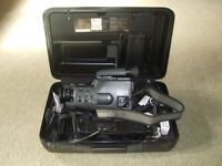 Movie Camera Panasonic MC30 VHS-C