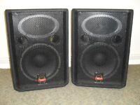 Wharfdale EVP-X12P Powered Speakers