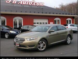 2013 Ford Taurus SEL Ecoboost Toit ouvrant + intérieur en cuir