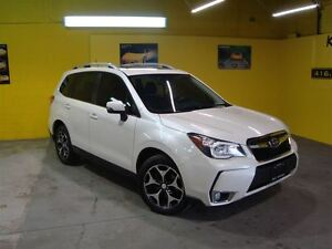 2015 Subaru Forester 2.0XT Touring ~ TURBO ~ NAVIGATION ~ BACK-U