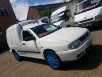 2004 Volkswagen Caddy Van 1.9 SDI - 1 Months Warranty - No Vat
