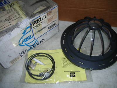 Pelco Ld53hdcpb-1 Clear Lower Dome Cage For Spectra Iii Spectra Iii Se Cameras