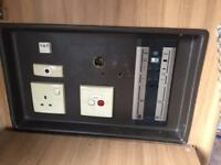 Elddis control panel