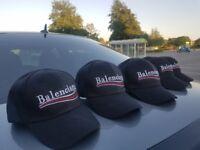 Balenciaga cap hats black new season