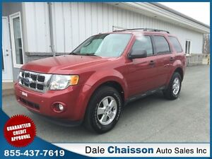 2011 Ford Escape XLT, V6
