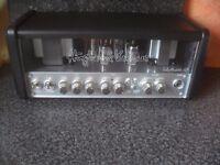 Hughes & Kettner Tubemeister 18 watt amp head