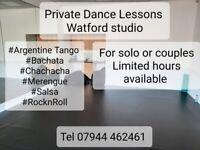 Private dance classes Watford area