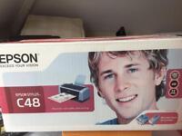 Epsom Stylus c48 printer