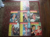 44 Vintage Magazines! 1940's -1970's, Sunday Times, Observer, Everybody's, Life, Picture Post, etc