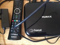 Humax freesat box hb-1100s