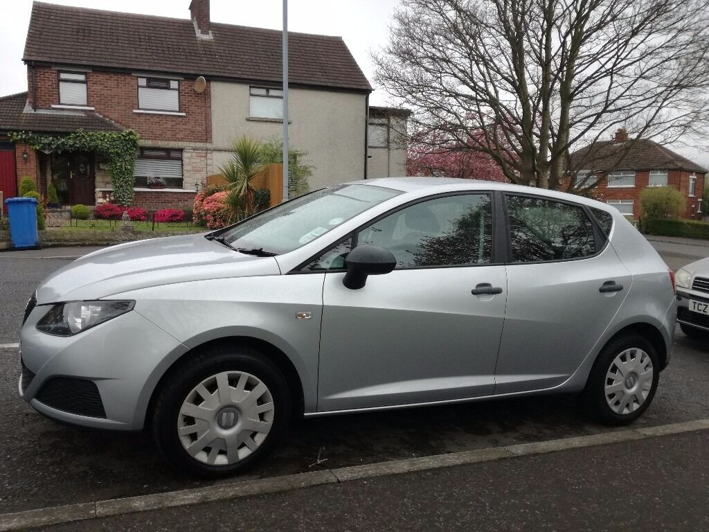july 2010 seat ibiza 1 2 s 5 door a c in castlereagh. Black Bedroom Furniture Sets. Home Design Ideas