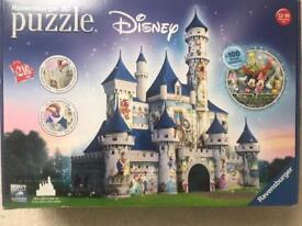Lego Disney Castle 3D