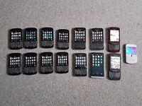 Blackberry Bold 9900 / Torch 9800 / Q10 / Classic Q20 / Z30