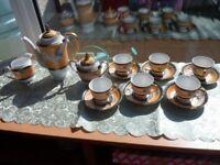 Japanese Coffee Set