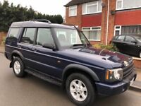Land Rover Discovery 2 2.5 TD5 GS 5dr (7 Seats) NO MOT !! 7 SEATER 2003 (53 reg), SUV