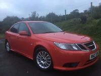 2008 SAAB 93 1.9 TID LINNER SE DIESEL 78542 MILES FULL SERVICE HISTORY MOTD IMMACULATE CONDITION