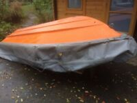 SOLD SUBJECT TO COLLECTION - 4metre Avon Searider RIB - Drymen