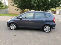 2007 Honda Jazz 1.4 i-DSI SE 5dr 1+Owner+From+New+History+HPI+ @07445775115
