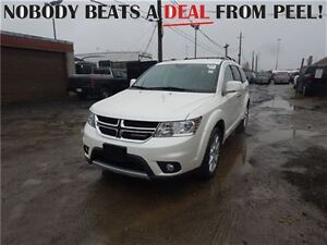 2017 Dodge Journey STOP!!DON'T BUY USED**BRAND NEW**GT LOADED 7