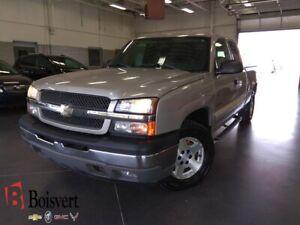 2005 Chevrolet SILVERADO 1500 4WD EXTENDED CAB LS 4X4/GROUPES EL