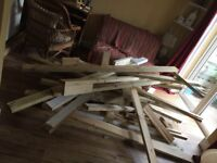 Miscellaneous timber -Free
