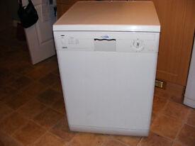 Zanussi Multirack DWS 909 Dishwasher