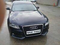 2008,audi a4,2litre,se, new model. 80,000 genuine miles, with full service history.