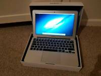 Macbook Air 11 i5 4gb 128ssd early 2015