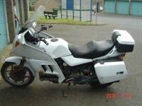 BMW K100LT garage find 1990 as spares/repairs
