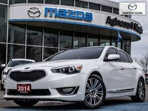 2014 Kia Cadenza New Tires | Leather | Navigation | Bluetooth