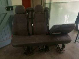 Transit 3 seater