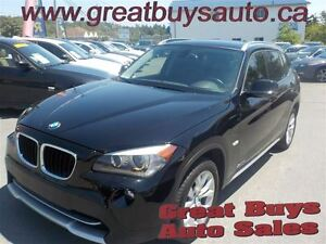 2012 BMW X1 xDrive28i NAVI PACK