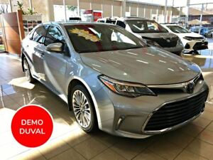 2017 Toyota Avalon Limited RABAIS 3000$ AU COMPTANT