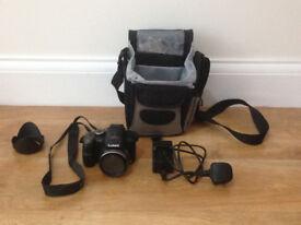 Panasonic Lumix DMC-FZ48 Bridge Camera in excellent condition